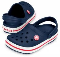 Crocband Kids Navy