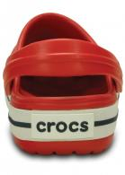 Crocband Kids Flame / White