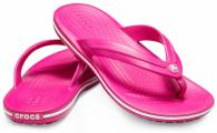 Kids Crocband™ Flip Candy Pink