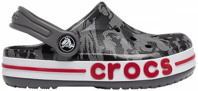 Crocs Bayaband Seasonal Printed Clog Kids