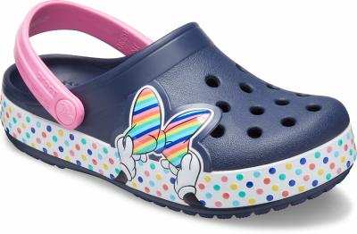 Crocs Bfl Disney Minnie Mouse Style Clog Kids