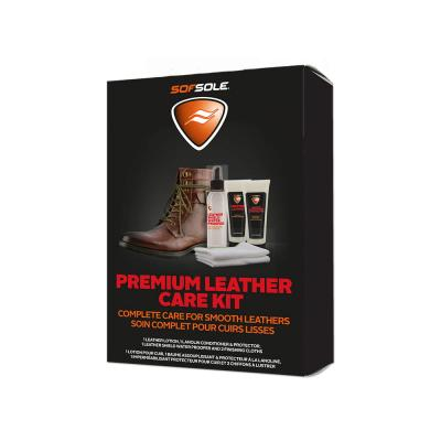 Sof Sole Leather Premium Kit