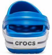 Crocband  Bright Cobalt / Charcoal