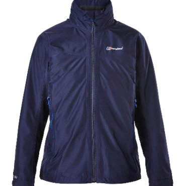 BERGHAUS THUNDER SHELL ženska jakna evening blue
